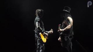 Guns N' Roses : Wish You Were Here / Layla (@Bordeaux 2018)