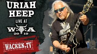 Uriah Heep - July Morning - Live at Wacken Open Air 2019