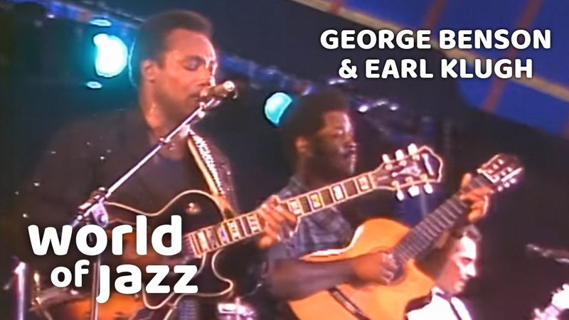 George Benson with special guest Earl Klugh at the North Sea Jazz 12 07 1987 World of Jazz