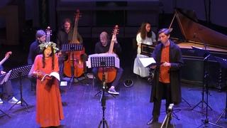 этно-барокко NOVOSELIE (Р.Позюмский) - фестиваль VOLKOV MANIFEST 2021 (,Санкт-Петербург)HD