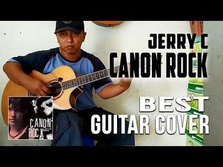 Canon Rock - Jerry C   (Guitar Fingerstyle Cover by Alip Ba Ta) 2021   Javanicus Sapiens