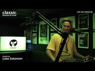 Business As Usual Radio Live w/ Luke Solomon & Josh Caffe