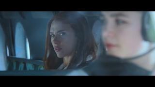 Black Widow   Natasha and Alexei talking about Melina ( mother)