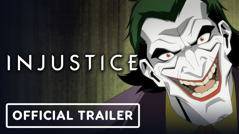 Injustice Exclusive Official Trailer 2021 Justin Hartley Anson Mount Kevin Pollak