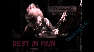 Rest In Pain - Thinking a lie. Mediaportal Fest.  Relax Club.  2007 11 17. Psycho Death Metal