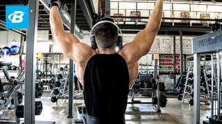Heavy Pull Workout | Abel Albonetti