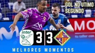 Inter Movistar vs Palma - Copa da Espanha de Futsal 25/03/2021