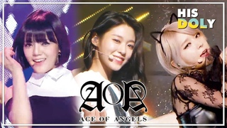 AOA Special ★Since 'ELVIS' to 'Bingle Bangle'★ (1h 6m Stage Compilation)