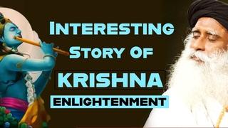 Story Of Krishna Enlightenment | Sadhguru On