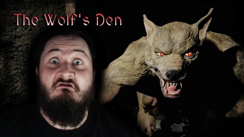 ВОЛЧЬЕ ЛОГОВО The Wolf's Den ИНДИ ХОРРОР