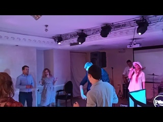 Дабро - Юность ( поёт Виктория Райкина, группа РАЙКОМ, cover)