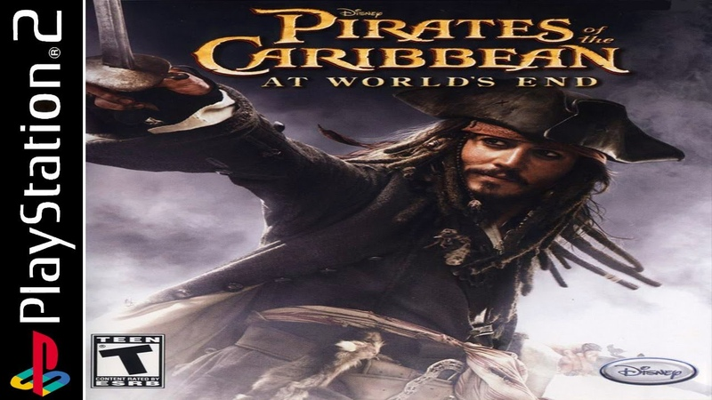Pirates of the Caribbean At World's End Full Game Walkthrough Longplay PS2 1080p 60fps