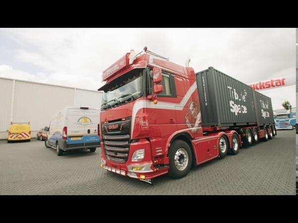Verkiezing van de Mooiste Truck van Nederland 2020 vrijdag