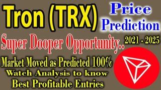 Trx coin price prediction (Analyze) | tron coin price prediction (2021) | trx price prediction hindi