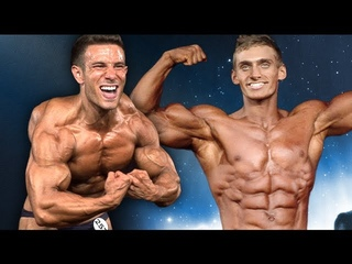 On-Stage at the 2012 NPC Teen & Collegiate National Championships