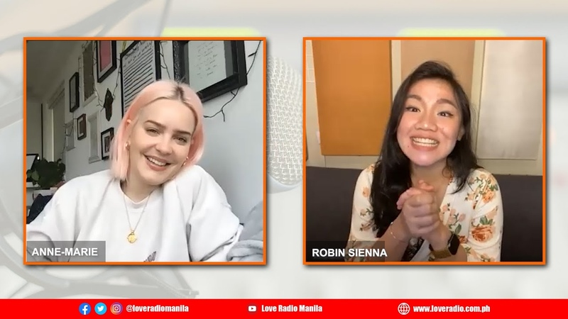 Chikahan with Anne Marie and Robin Sienna Full Interview