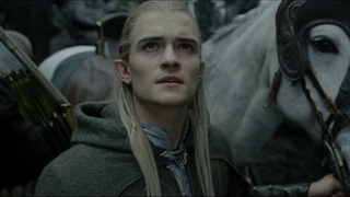 Леголас рассказывает кем были призраки под горой при жизни.