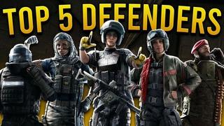 BEST Defenders In Rainbow Six Siege 2021