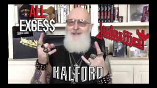 Rob Halford Full ALL EXCE$$ Episode!!