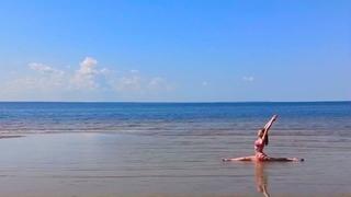 17 июля 2021 г. Моя йога.