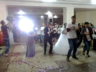 Арива танец на свадьбе