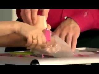 Японские педикюрные носочки HOSHI