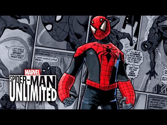Hodgepodgedude играет Spider man Unlimited 21 2 сезон