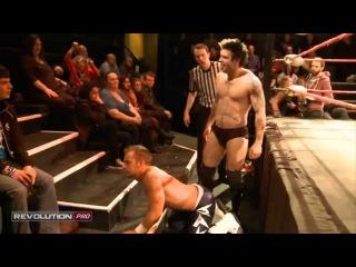 RevPro TV #3 feat: James Castle vs Jake McCluskey