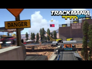Trackmania Turbo Open Beta Trailer – Test your skills on PS4 & X1! [UK]