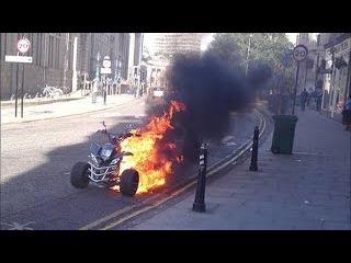 Motorcycle - Atv Crash Compilation 2014  [Ep. #1]
