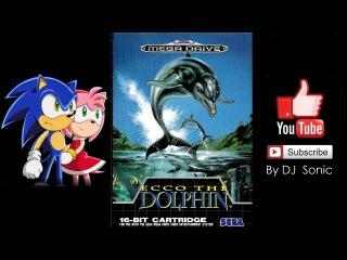 Ecco The Dolphin [RUS] (Sega Genesis/Mega Drive) - Longplay