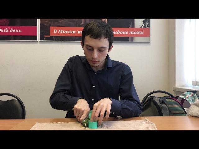 Студенческий проект ZenFinger