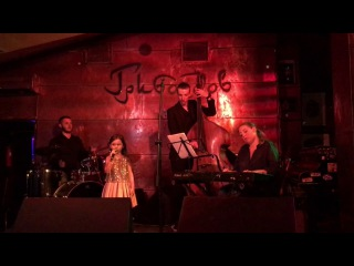 SunSet Jazz от J&M - Стефания Шифрина, 4 года - Moon River