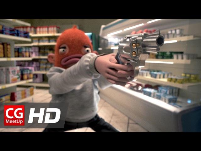 CGI Animated Short Film HD Deuspi by MegaComputeur CGMeetup