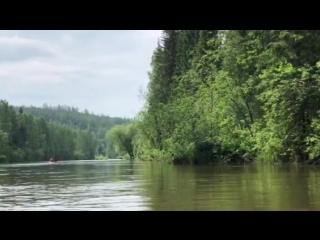 Сплав 7-8 июля реки Тальтия и Ивдель