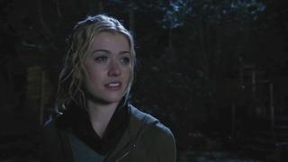 Arrow Deleted Scene from 7x16: Mia hits the bull's eye