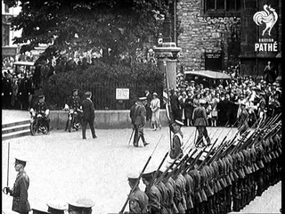 Royal Visit To The West Country - Sound Version (1931)