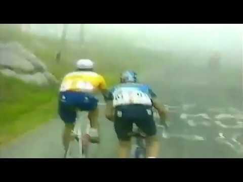 Tour de France 1994 Hautacam
