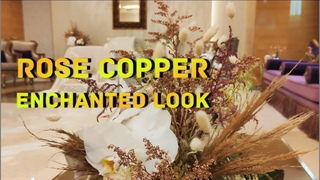 Copper and Gold Baby Boy Shower    Glamorous Enchanted look! الراعي_الرسمي_للحب #يمه_منج #عيد_الأم#