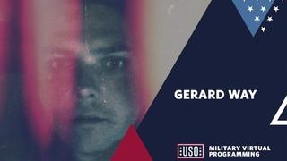 USO MVP - Gerard Way (October 2020)