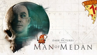 The Dark Pictures Anthology: Man of Medan  Прохождение #1