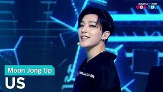 [Simply K-Pop CON-TOUR] Moon Jong Up (문종업) – US (어스) _