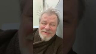 Гарик Харламов [дед Макаров] про карантин, Новый год и йогурт!