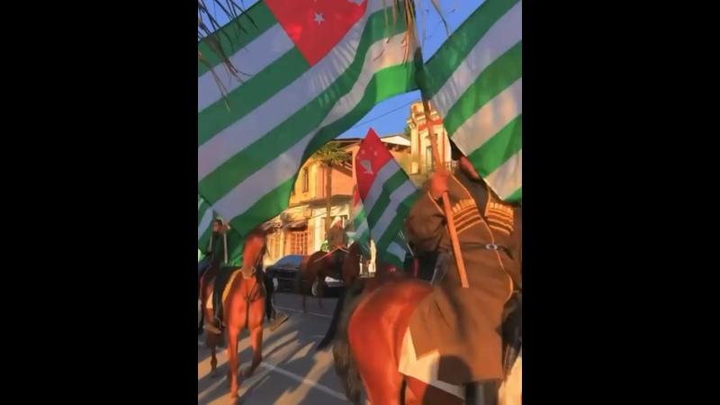 Видео от CAUCASIAN TIME