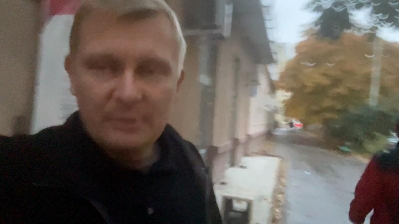 Видео от Виктора Кудряшова