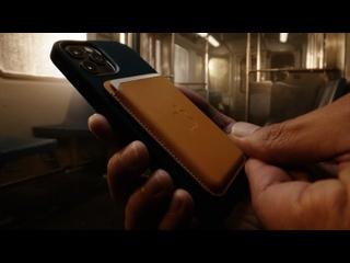 Вся суть чехла-бумажника MagSafe для iPhone 12 —  купить чтобы страдать
