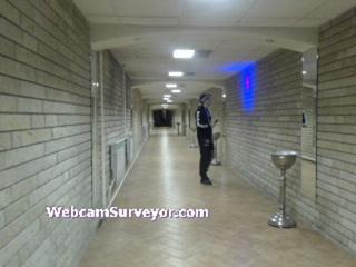 Камера Видеонаблюдения в Тоннеле