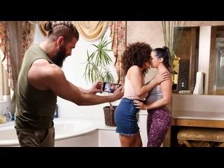 Jog By Threesome Pick Up - Sofi Ryan, Nina Diaz [Trailer]