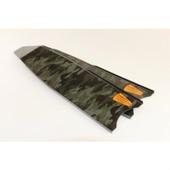 Лопасти Leaderfins карбоновые (технология сэндвич) Sterеoblades Camouflage Carbon, размер 20x80 см