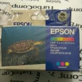 Картридж Epson S020049 (цветной)